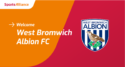 Welcome West Bromwich Albion FC