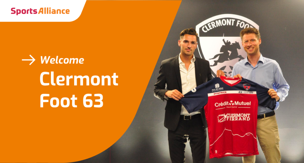 BIENVENUE CLERMONT FOOT 63