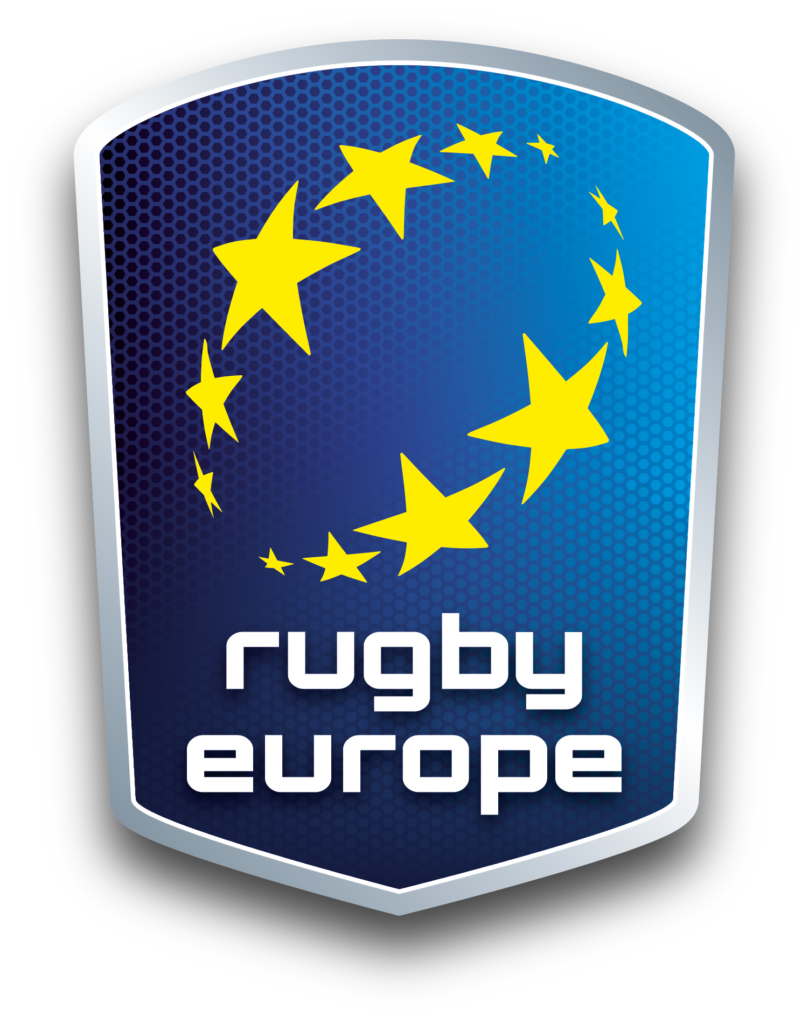 Logo of Rugby Europe